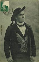 Costume d'homme de Vannes et des Environs |