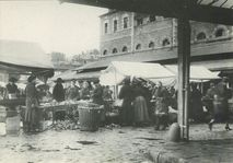 Place Talensac. Avant 1930 |