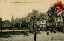 La Place du centre |