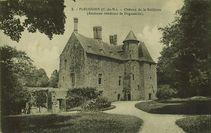 Château de la Bellières (ancienne résidence de Duguesclin)  