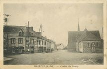 Centre du bourg |