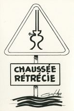CHAUSSEE RETRECIE | Coupe 80
