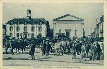 Place du Champ de Foire |
