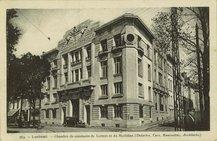 Chambre de commerce de Lorient et du Morbihan (Dutartre, Caro, Ramonatxo, Architectes) |