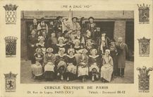 CERCLE CELTIQUE DE PARIS |