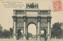 L'Arc de Triomphe du Carrousel |