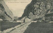 Route de Val d'Isère | Pittier