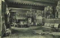 Château de Josselin - Le salon |