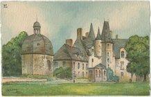 Le Château des Rochers Sévigné | Barday