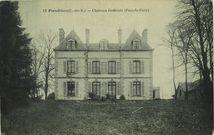Château Goffenic (Façade-Parc)  