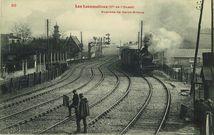 Les Locomotives (Cie de l'Ouest) |