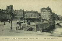 Gare des Tramways et Place de la Mission |