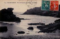 Port St-Nicolas et le Rocher de la Vache |