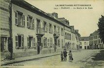 La Mairie et les Ecoles |