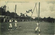 Souvenir du Festival de Gymnastique de la F G S P F | Decker F.