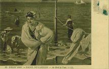 Raoul Du Gardier - Au bord de l'eau | Du GARDIER Raoul