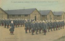 Au Camp de la Lande-d'Ouée |
