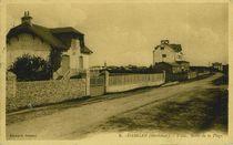 Villas, Route de la Plage  