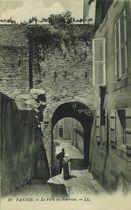 La Porte du Bourreau |