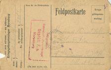 Feldpostkarte |