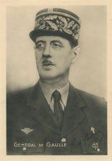 GENERAL DE GAULLE |
