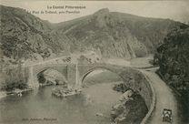 Le Pont de Tréboul, près Pierrefort |