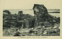 Port Le Goff - Les Rochers |