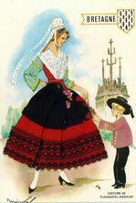 Costume de Plougastel Daoulas | Mairata