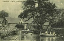 Le Moulin Richel et la Passerelle |