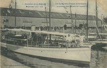 Les Yachts dans le Bassin de St-Nazaire |