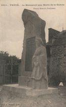 Le Monument aux Morts de la Guerre Francis Renault, sculpteur. |