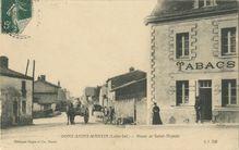 Route de Saint-Aignan |