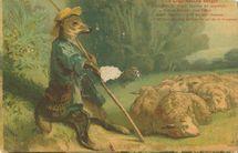 Le Loup devenu Berger