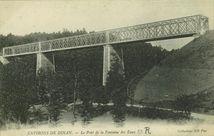 Le Pont de la Fontaine des Eaux   Nd