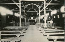 Paroisse du Sacré-Coeur du Moustoir (Deuxième Chapelle provisoire) | Le GUERNEVE