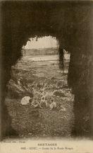 Grotte de la Houle Margot |