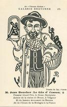 M. Jean Boucher (Le Gâs d'Cesson) | Pohier J.