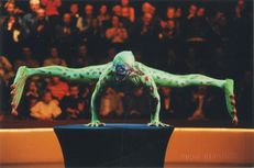 Festival du Cirque de Demain 2001 | Kervinio Yvon