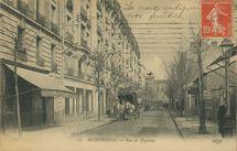 Rue de Bagneux |