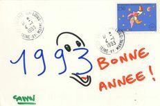 1993 BONNE ANNEE ! | Savon