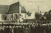 Inauguration du Monument |