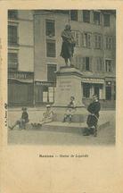 Statue de Leperdit |