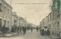 Rue Haute, Route de Paimboeuf |