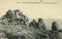 Les Rochers de Lesconil - La Pointe de Goudoul |