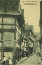 Rue Saint-Jacques dite Rue au beurre |