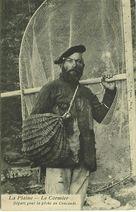 La Plaine - Le Cormier. Départ pour la pêche au Coucauds | L.m.
