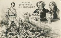MALHEUR ! QU'AS TU FAIT DE L'ALLEMAGNE | Barbier Paul