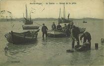 La Canache - Retour de pêche | Union Syndicale des Maîtres Imprimeurs de France
