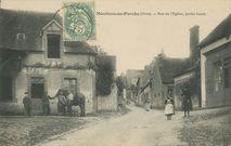 Rue de l'Eglise, partie haute |