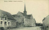Chapelle de Saint-Fiacre  